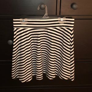 Charlotte  Russe striped skirt